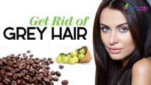 Home Remedy for Grey Hair - video dailymotion