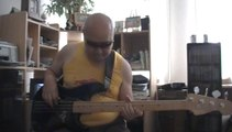 Snow I say hey oh Red Hot Chili Peppers  bass cover Bob Roha