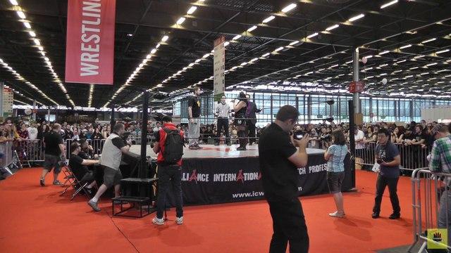 [Japan Expo 2014] Catch vs séries - Qui sera le plus fort ?