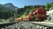 Europe's highest train turns 80 in French Pyrenees