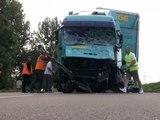Interrogations sur les circonstances de la collision dans Aube qui a fait 5 morts - 23/07