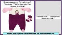 Schn�ppchen Sterntaler 77962 - Strampler Set Helene aus Nicki