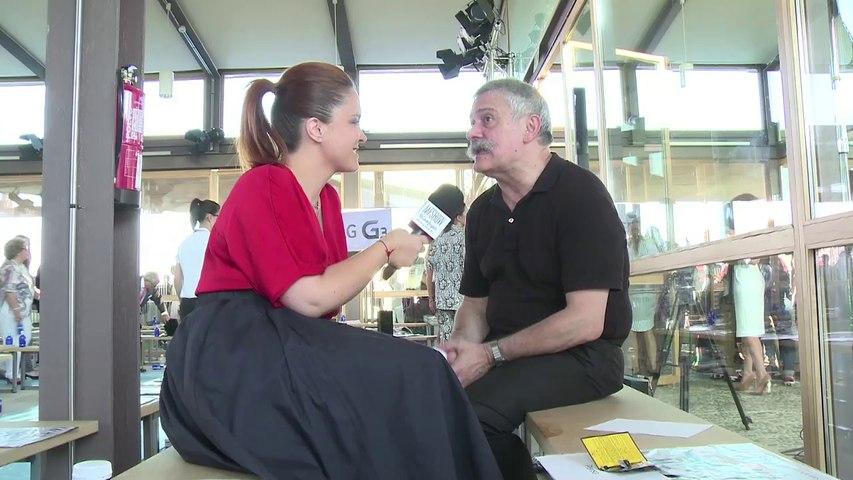 Pedro Mansilla, sociólogo y experto en moda