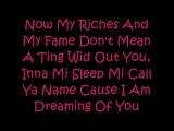 Beenie Man feat. Alaine - Dreaming Of You (Lyrics / Paroles)