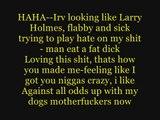 Eminem - Hail Mary ft. 50 Cent, Busta Rhymes (Lyrics On Screen) (Ja Rule Diss)
