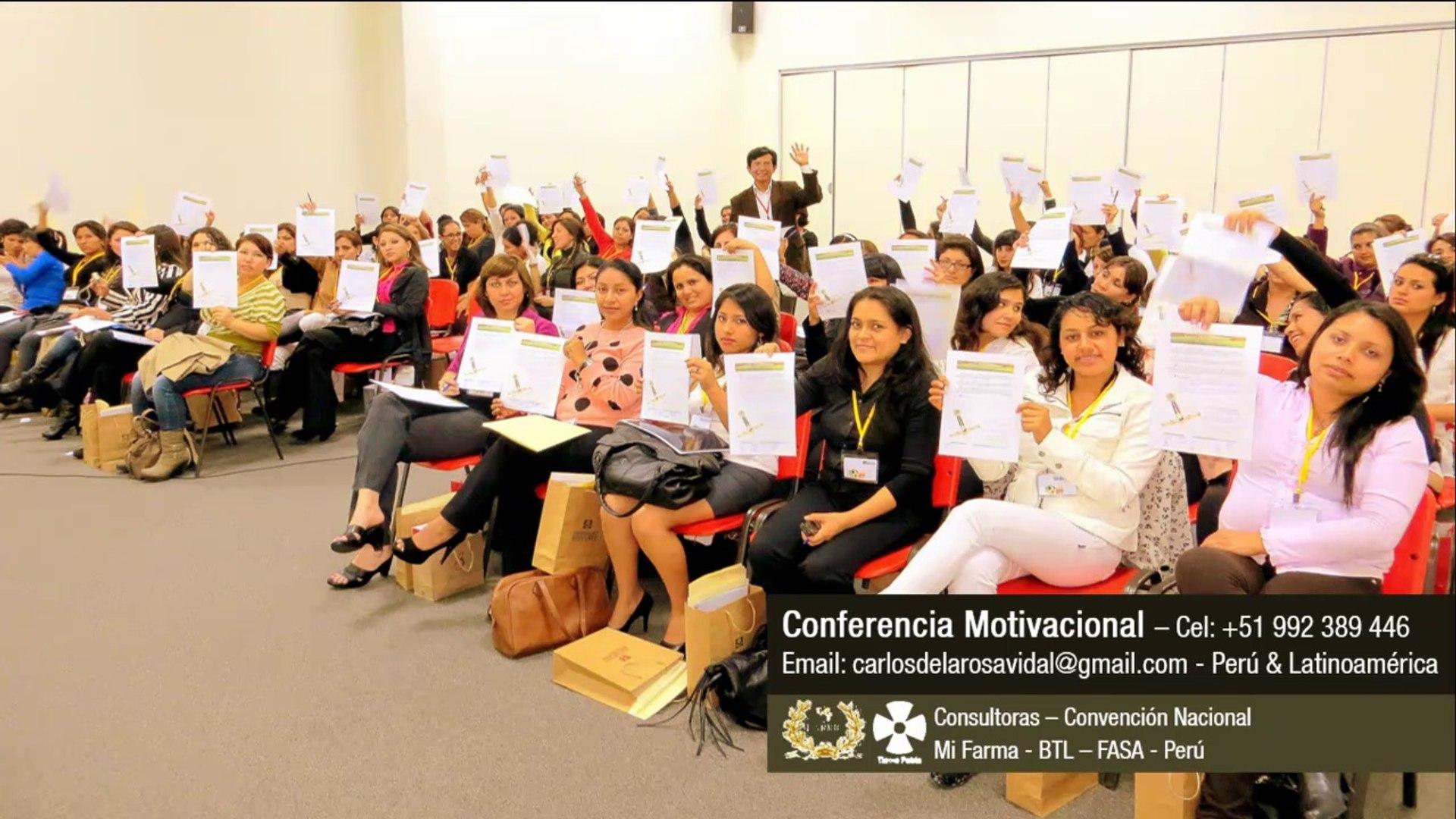 Conferencistas Motivacionales Para México Perú Colombia Chile Panamá Costa Rica