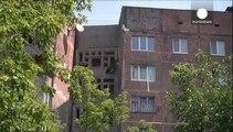 """Deux avions de chasse ukrainiens abattus par des missiles """"tirés depuis la Russie"""""""
