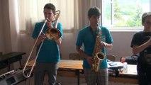 Alpes de Haute-Provence : Une journée au festival les Enfants du Jazz, à Barcelonnette