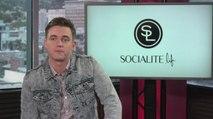 Jesse McCartney Socialite Life Interview