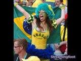 les très jolie supportrice de la coupe du monde 2014