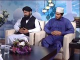 Aman Ramadan Sehri Transmission with Sabookh Syed on Geo Tez 24-07-2014 Part-1
