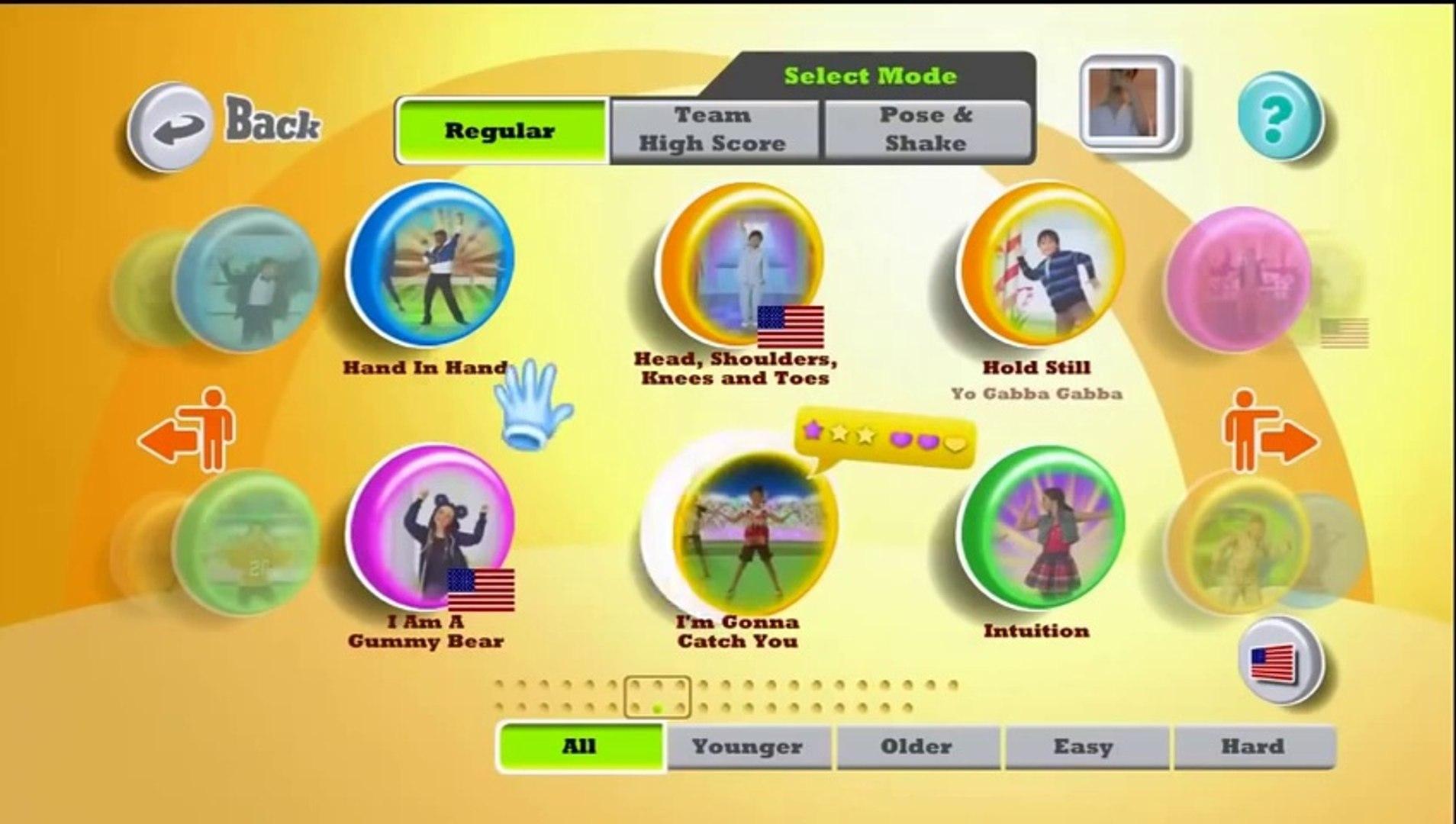 Just Dance Kids 2 - Kids Music Video - Jump Up!   Score - By Viralkids.com