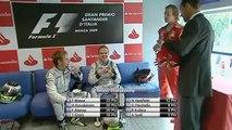 F1 2009 GP13 ITALY Monza Race BBC Sport