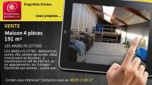 A vendre - maison - LES ANDELYS (27700) - 4 pièces - 191m²