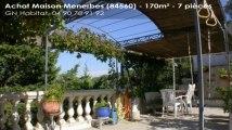 A vendre - Maison/villa - Menerbes (84560) - 7 pièces - 170m²