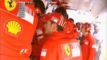 F1 2009 GP16 BRAZIL Interlagos Qualifying BBC Sport