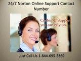 1-844-695-5369 Contact Norton Antivirus Customer Service Phone Number USA