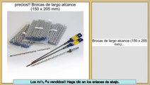 ofertas Brocas de largo alcance (150 x 205 mm)