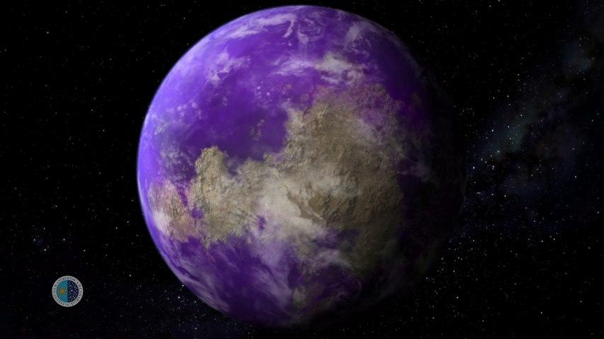 En busca de la bacteria púrpura