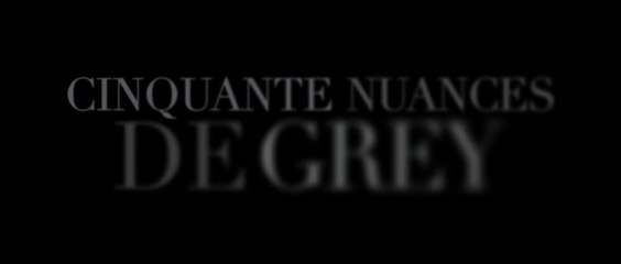 Fifty Shades Of Grey : bande annonce VOST HD