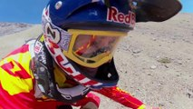 GoPro MTB Volcano Descent With Aaron Chase - MTB