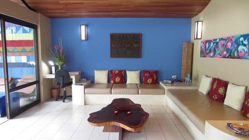 Alma Del Pacifico Room Tour in Costa Rica