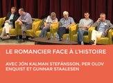 Comédie du Livre 2014 - Le romancier face à l'histoire