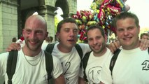 Bayonne's colourful festivities kick off in France
