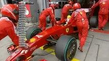 F1 2009 GP09 GERMANY N?rburgring Qualifying BBC Sport