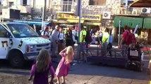 A pesar de los ataque terroristas de Hamas, el pueblo Kadosh de Yisrael no sa cansa de de Hallel a Avinu Kadosh YHWH