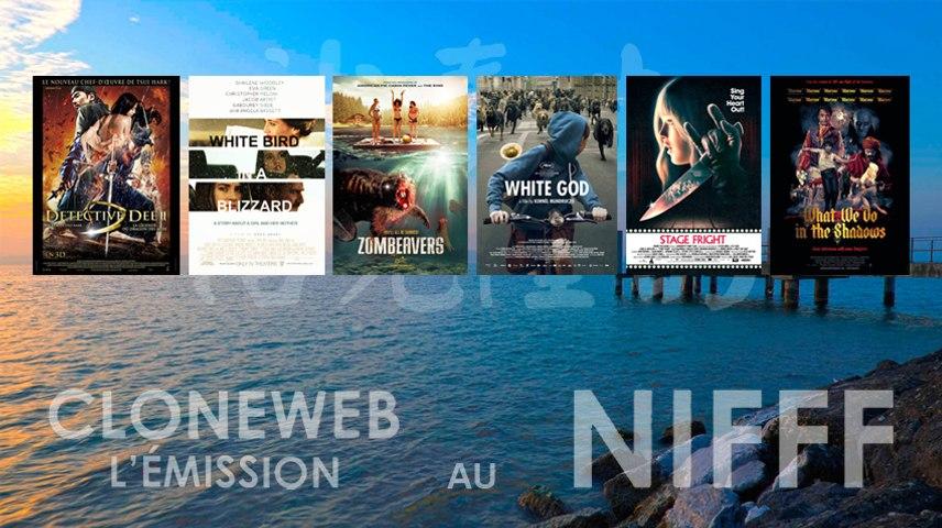 CloneWeb L'Emission n°41 : NIFFF 2014