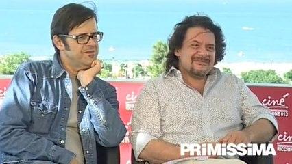 Video intervista a Lillo & Greg per il film Colpi di fortuna