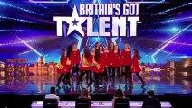 Irish dancers surprise the Judges with their modern twist  Britain's Got Talent 2014