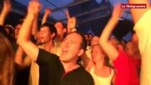 Quimper. Festival Cornouaille 2014 : Merzhin l'enchanteur