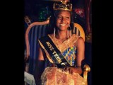 Miss RACHEAL GYAMPOH OF GHANA as contestant in Miss World Peace & Humanity Pageant 2014