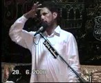 Zakir Riaz Hussain shah of ratowal yadgar  majlis at at Talaging