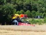 Accident mortel sur la RN4 : intervention sur le lieu de l'accident