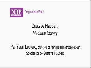 La genèse de Madame Bovary de Flaubert