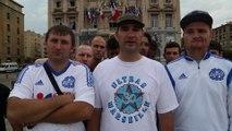 Marseille : des supporters manifestent pour que l'OM joue au Vélodrome