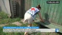 Dezvăluiri despre tragedia aviatică din Ucraina. S-au găsit mai multe corpuri ale victimelor şi fragmente din avionul prăbuşit