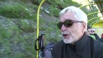 Pyrénées: le petit train d'Artouste a 80 ans. Durée: 01:22