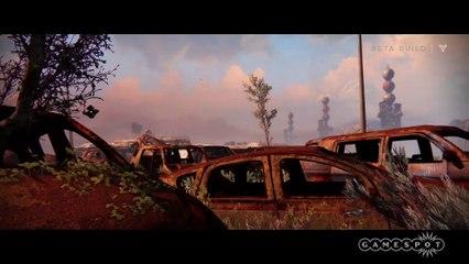 Destiny Beta : Xbox One vs PS4 comparatif graphiqu de Destiny