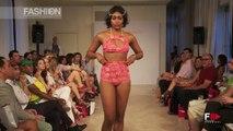 """""""MEEGAN ELIZABETH HAWAII HOUSE"""" Miami Fashion Week Swimwear Spring Summer 2015 HD by Fashion Channel"""