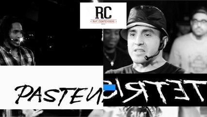 Rap Contenders Edition 8 - Pasteur H vs Tetris Syzif