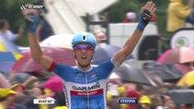 EN - Summary - Stage 19 (Maubourguet Pays du Val d'Adour > Bergerac)