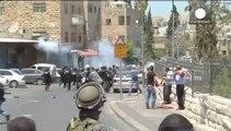 Al menos cinco muertos en Cisjordania y tensos enfrentamientos en Jerusalén