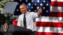 President Obama brings back the 'hope and change'