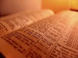 The Holy Bible - Psalm Chapter 27 (King James Version)