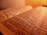 The Holy Bible - Psalm Chapter 43 (King James Version)