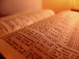 The Holy Bible - Psalm Chapter 56 (King James Version)